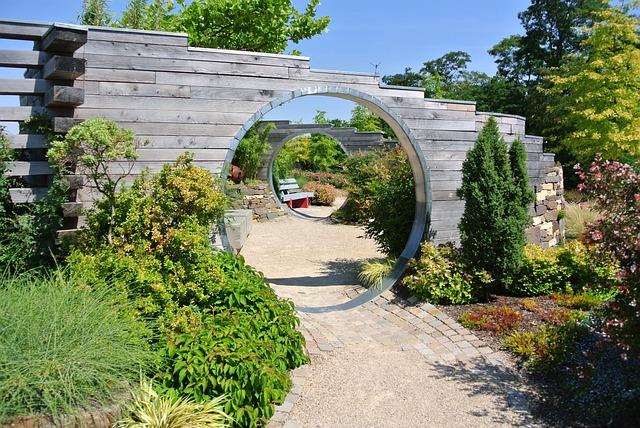 Tolbiac, Gartenschau Park, Garden, Park