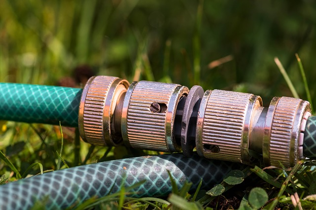 Garden Hose, Hose Connector, Brass, Irrigation, Garden