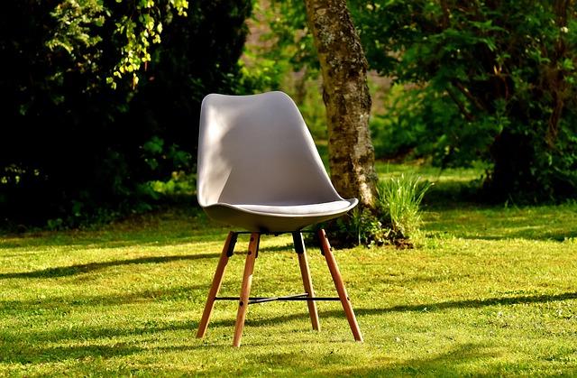 Chair, Garden, Seat, Modern, Summer, Nature, Furniture