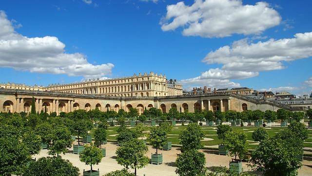 Versailles, Castle, Paris, Places Of Interest, Garden