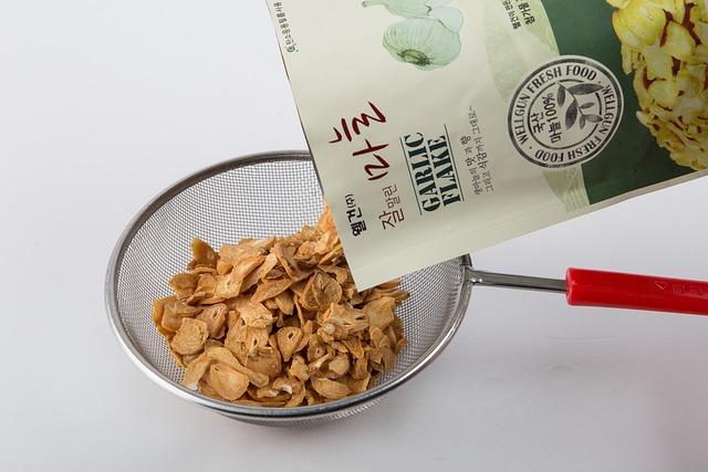 Dried Garlic, Garlic, Articles Garlic