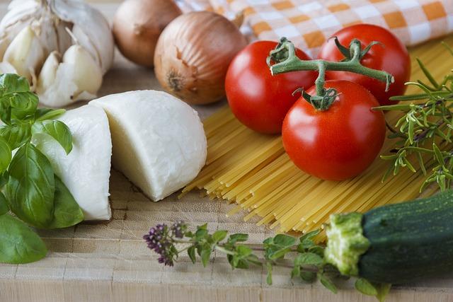 Mozzarella, Tomatoes, Herbs, Italian, Cook, Garlic