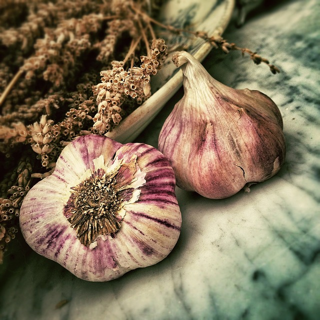 Garlic, Spice, Ingredient, Aromatic, Smell