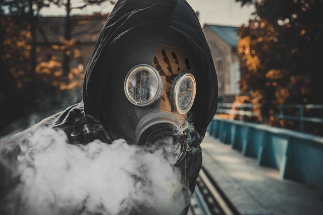 War, Mask, Gas, Military, Toxic, Risk, Army, One