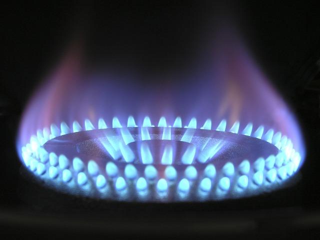 Flame, Gas, Gas Flame, Blue, Hot, Ring, Burner, Danger