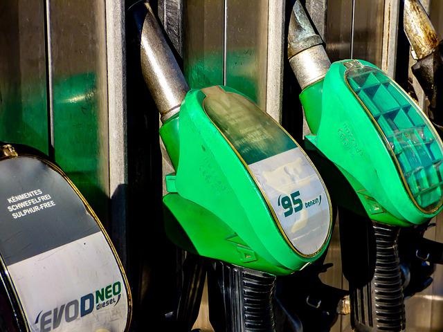 Petrol, Gas Station, Charging Station, Fuel