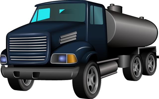 Truck, Transportation, Vehicle, Gasoline, Diesel, Fuel