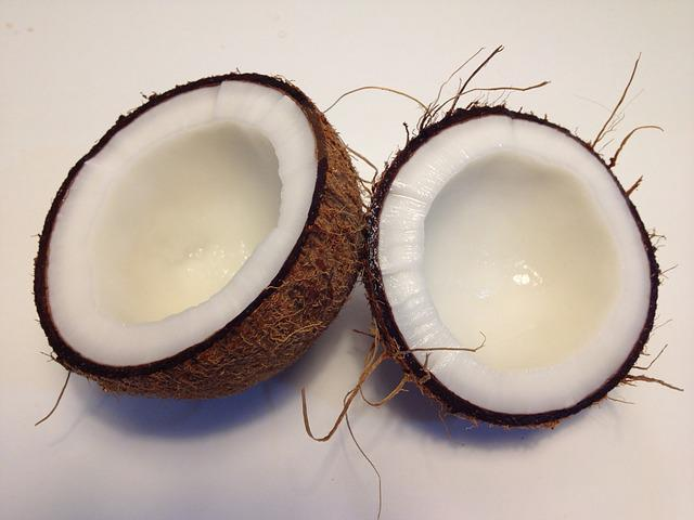 Coconut, Food, Gastronomy, White