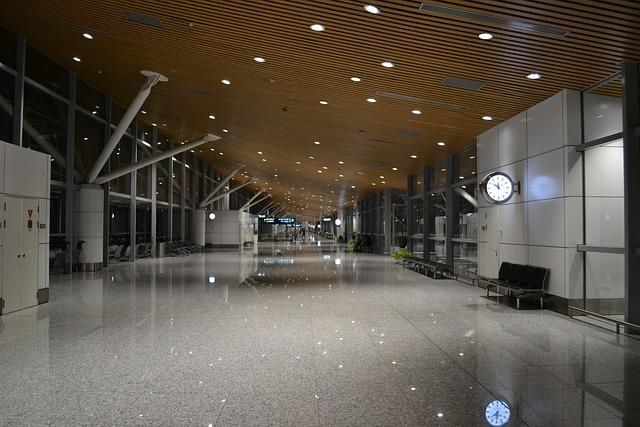 Airport, Terminal, Gate, Passenger, Departure