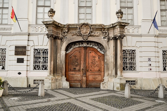Architecture, Gate, Old, Travel, City, Building, Europe