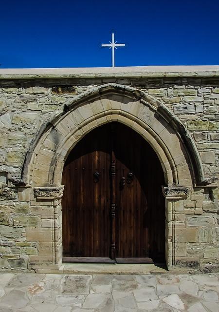 Door, Gate, Entrance, Wooden, Architecture, Medieval