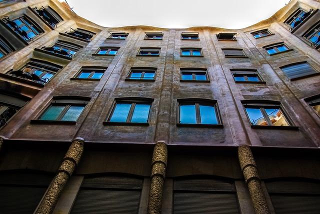 Barcelona, Building, Gaudi, Architecture, Catalonia