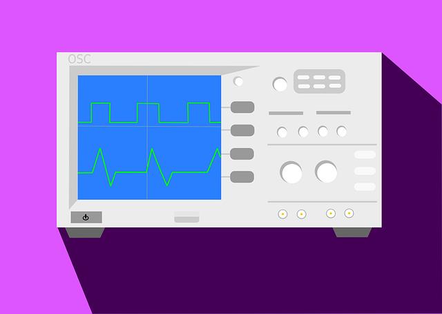 Oscilloscope, Machine, Electronic, Signal, Gauge, Tool