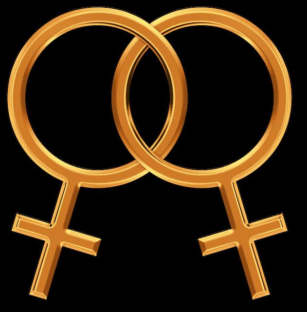 Gay, Lesbian, Symbol, Homosexual, Couple, Love, Lgbt