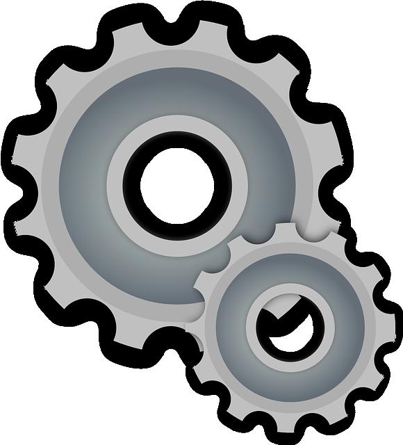 Cogwheel, Gear, Gearwheel, Cog, Options, Settings