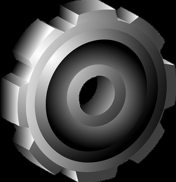 Cogwheel, Gear, Machine, Machinery, Mechanical