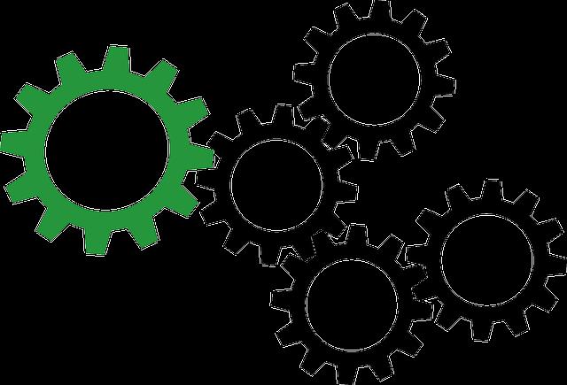 Gear-wheel, Gearwheel, Gear, Cogs, Cogwheel, Cog, Gears