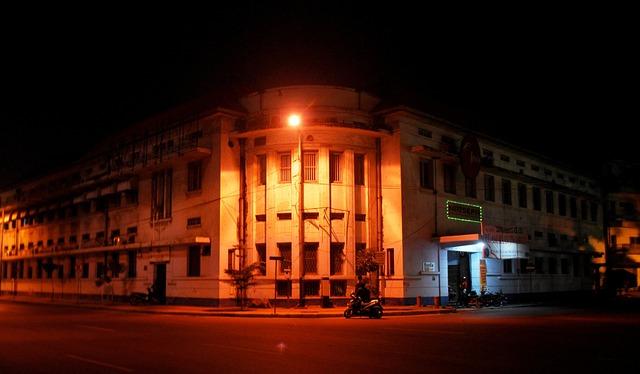 Gedung Tua, Jembatan Merah, Surabaya, Jawa Timur