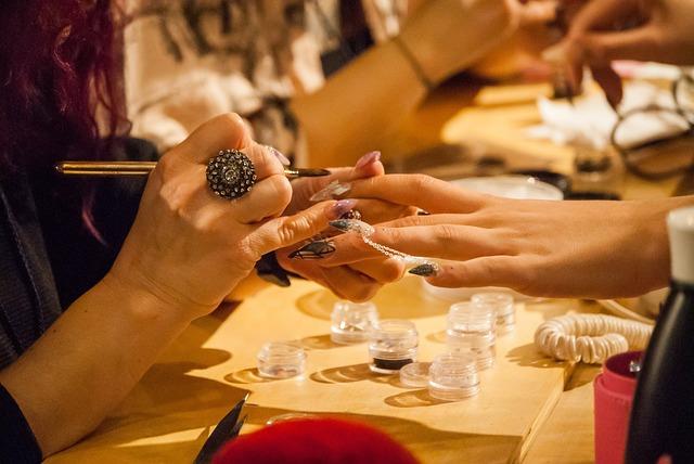 Expocosmética, Model, Man, Gel Nails, Nail Art