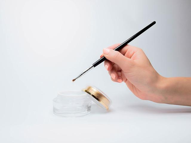 Gel, Manicure, Brush, Template, Hand, Pedicure, Beauty