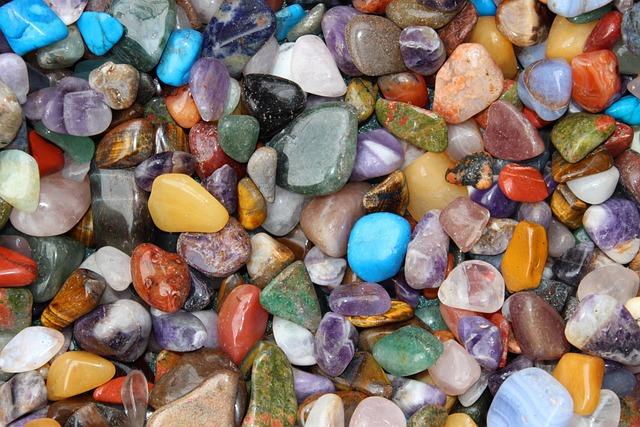 Gems, Stones, Crystal, Gemstone, Mineral, Color