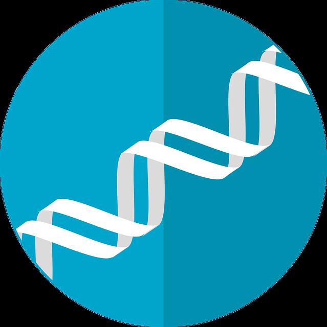 Dna Icon, Gene, Helix, Double Helix, Genetic, Genetics