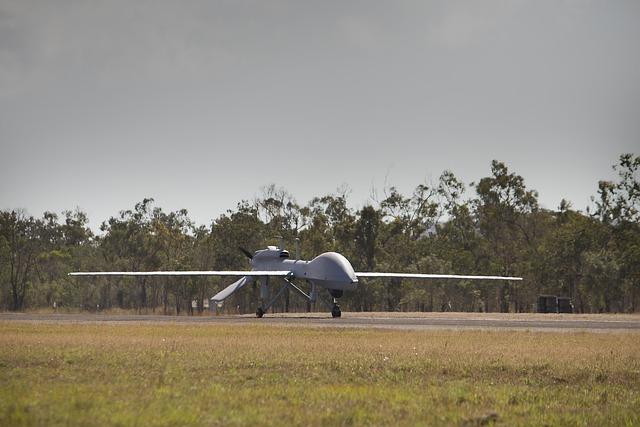 General Atomics, Mq-1c, Gray Eagle, Uav