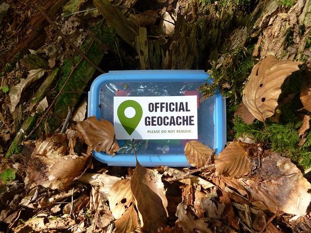 Geocache, Geocaching, Cache, Small, Logbook
