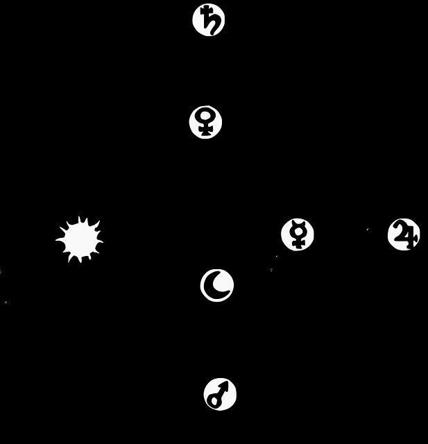 Earth, Geocentric, Jupiter, Mars, Mercury, Orbit
