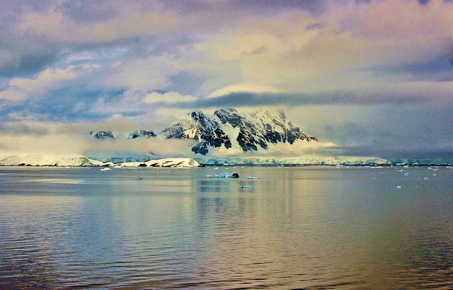 Antarctica, Mountains, South Pole, Geography, South