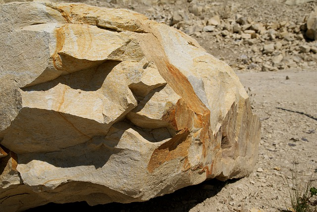 Quarry, History, Geology
