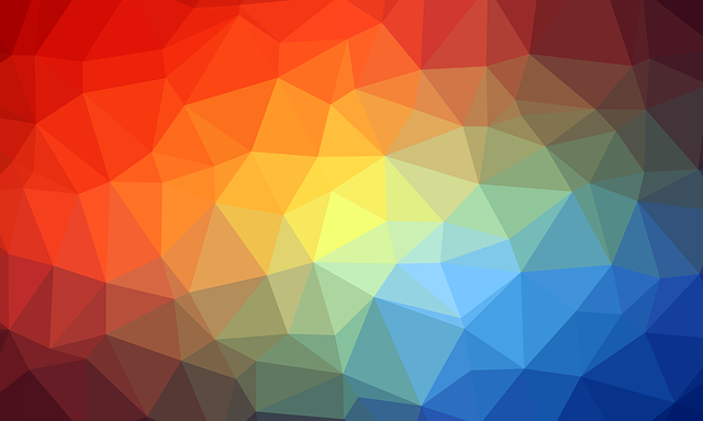 Geometric, Triangle, Wallpaper, Abstract, Graphic