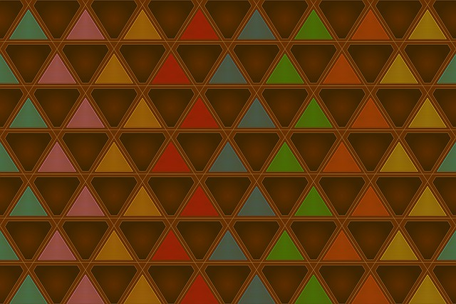 Background, Colorful, Triangle, Geometric