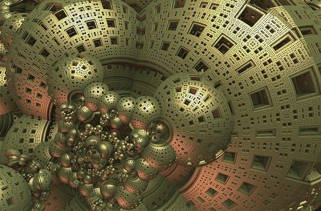 Fractal, Menger, Sponge, Cuboid, Geometric, Geometry