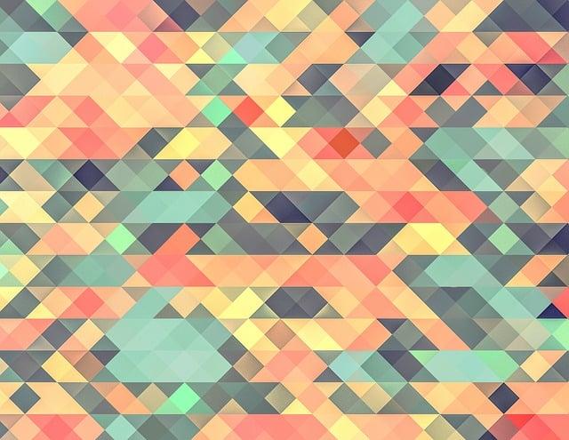 Texture, Pixels, Tile, Background, Geometric, Mosaic
