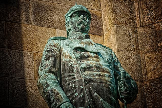 Bismarck, Monument, Chancellor, German Empire