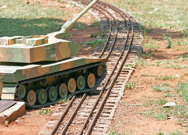 German Tank Model, Tank, Model, Leopard, A 7