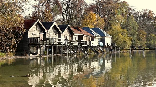 Ammersee, Bavaria, Germany, Water, Lake, Nature