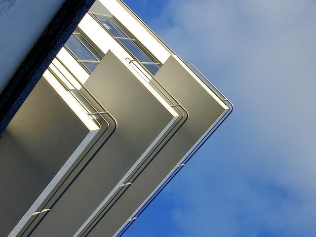 Bauhaus, Studio Building, Modern, Architecture, Germany