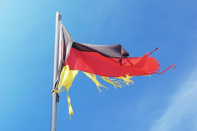 Germany, Flag, Bundestagswahl, Grand Coalition