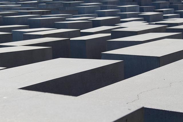 Berlin, Monument, Germany, Holocaust