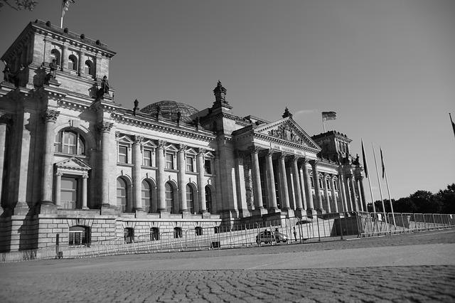 Reichstag, Berlin, Germany, German Parliament, Dome