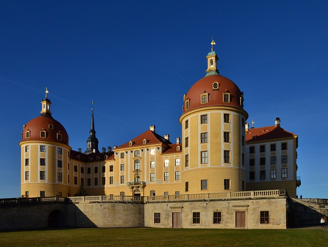 Moritz Castle, Saxony, Castle, Germany