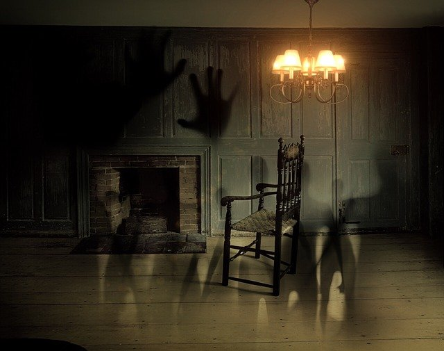 Ghosts, Gespenter, Spooky, Horror, Souls, Creepy
