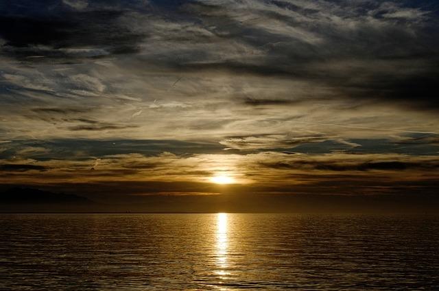 Abendstimmung, Gewitterstimmung, Lake Constance