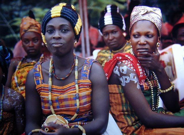Slave Castle, Elmina, Ghana, Celebration, Culture