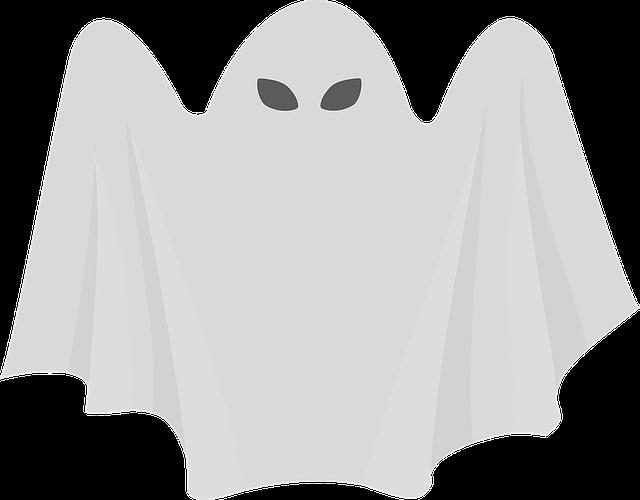 Ghost, Halloween, Spooky, Horror, Fear, Night, Scary