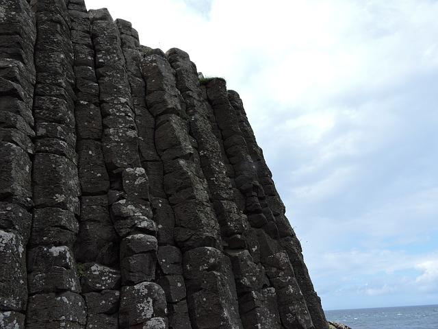 Giants Causeway, Basalt, Volcanic, Northern Ireland