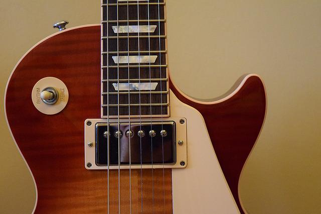 Guitar, Gibson, Instrument, Electric, Les Paul, Musical