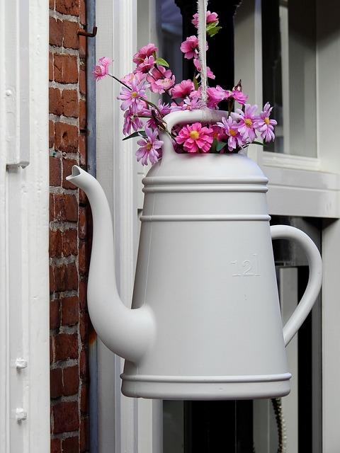 Gies Jug, Flowers, Deco, Decoration, Plant, Beautiful